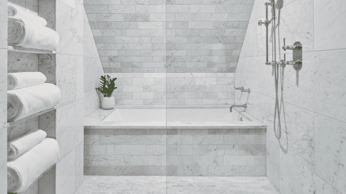 How To Clean and Polish Marble Tiles