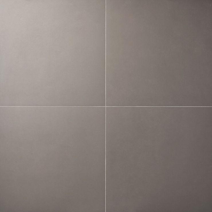 NewTech Cenere 24x24 Double Loaded Matte Porcelain Tile ; in Gray Double Loaded Porcelain ; for Backsplash, Floor Tile, Wall Tile, Bathroom Floor, Bathroom Wall, Shower Wall, Shower Floor, Outdoor Wall, Commercial Floor; in Style Ideas Modern, Transitional