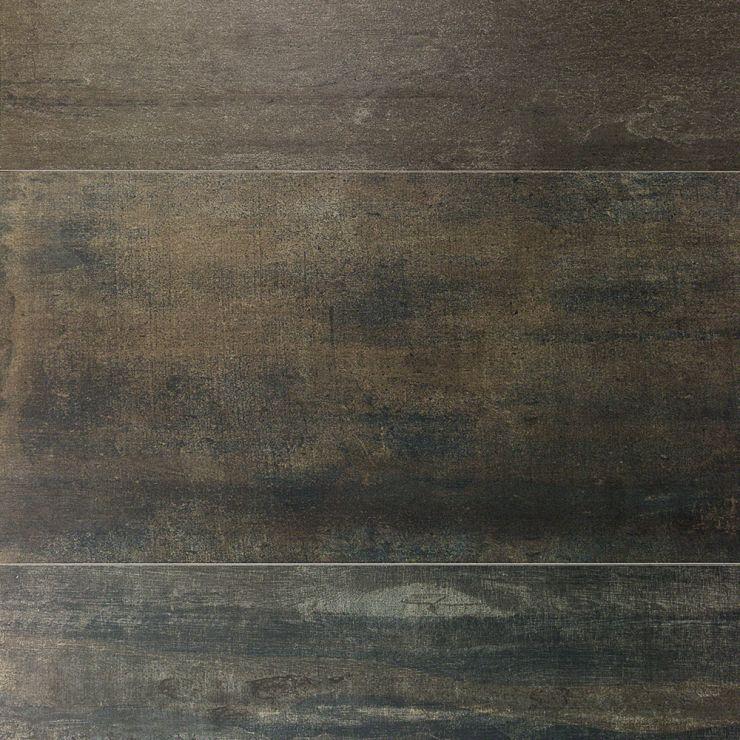 Linden Dark 18X36 Matte; in Dark Gray Porcelain; for Backsplash, Floor Tile, Wall Tile, Bathroom Floor, Bathroom Wall, Shower Wall, Outdoor Floor, Outdoor Wall, Commercial Floor; in Style Ideas Rustic, Farmhouse, Industrial, Traditional