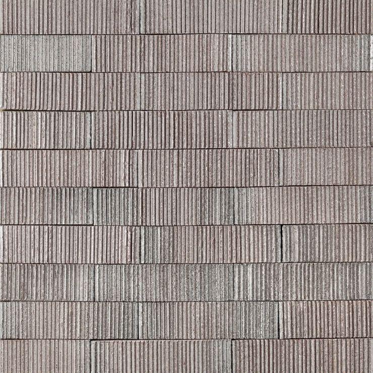 Easton Summit Light Gray 2X9; in Light Gray Clay Brick; for Backsplash, Wall Tile, Bathroom Wall, Shower Wall; in Style Ideas Rustic, Craftsman, Mid Century