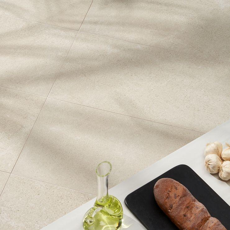 Rushmore Park 12x24 Porcelain Tile ; in Beige Porcelain; for Backsplash, Floor Tile, Wall Tile, Bathroom Floor, Bathroom Wall, Shower Wall, Shower Floor, Outdoor Floor, Outdoor Wall, Commercial Floor; in Style Ideas Industrial, Modern