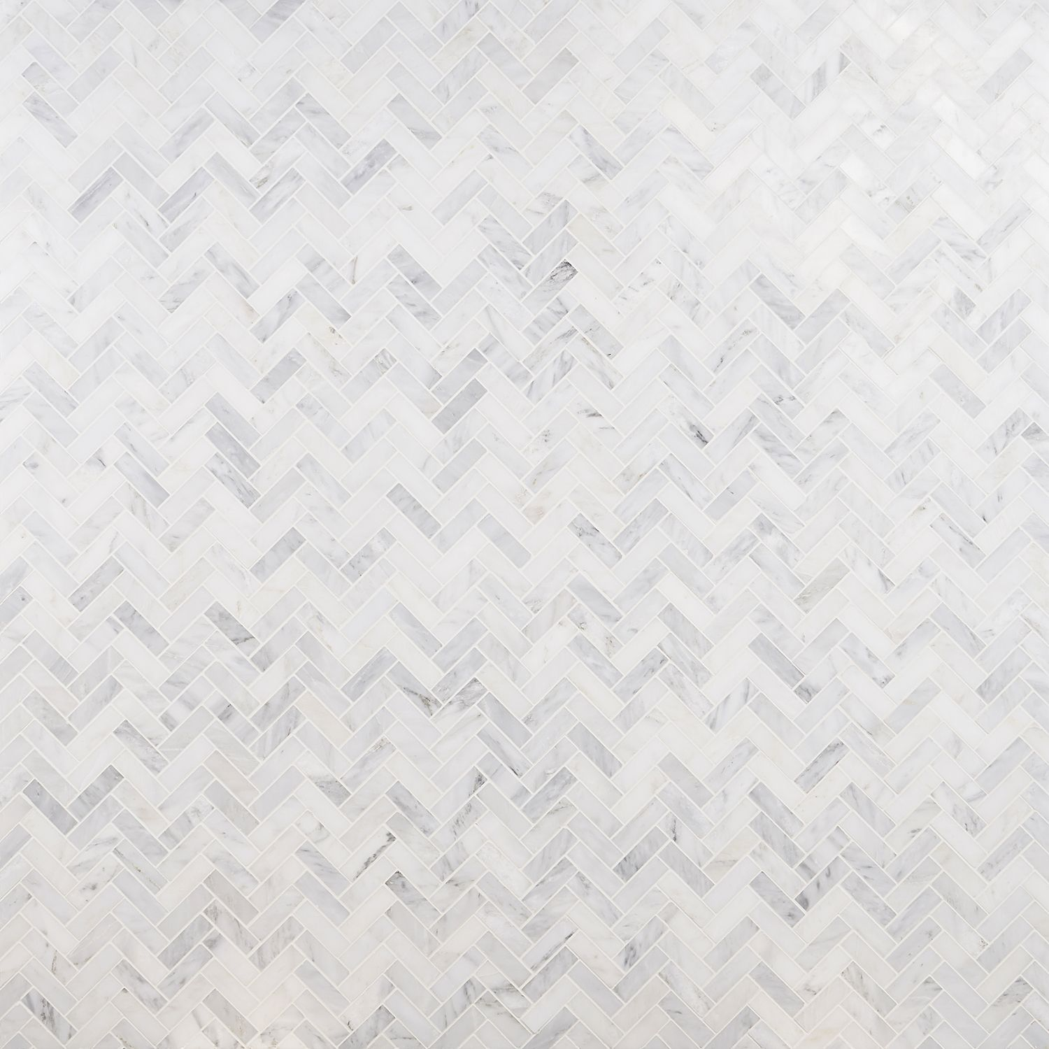 Shop For Asian Statuary Herringbone 1x3 Marble Tile At Tilebar Com