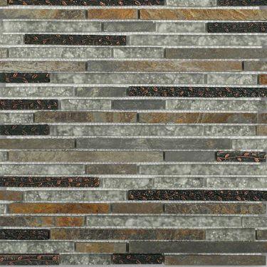 Decorative Marble + Glass Tile for Backsplash,Kitchen Wall,Bathroom Wall,Shower Wall