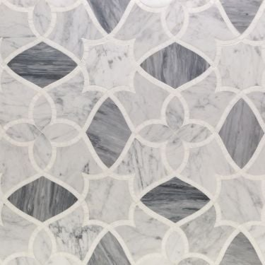 Waterjet Marble Tile for Backsplash,Kitchen Floor,Bathroom Floor,Kitchen Wall,Bathroom Wall,Shower Wall,Shower Floor,Outdoor Wall,Commercial Floor