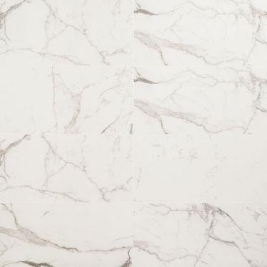 Paradox Statuario Venato 12x24 Matte Porcelain Tile