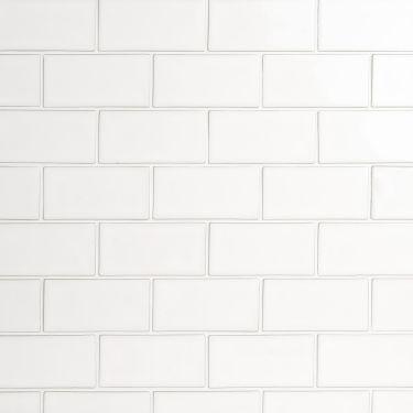 Crackled Ceramic Tile for Backsplash,Kitchen Wall,Bathroom Wall,Shower Wall