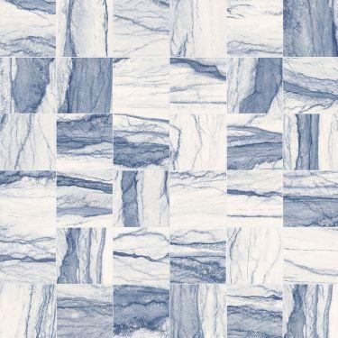Macauba Azur 2x2 Matte Porcelain Mosaic