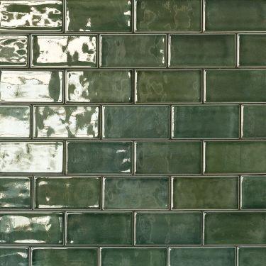 Crackled Ceramic Subway Tile Tile for Backsplash,Kitchen Wall,Bathroom Wall,Shower Wall