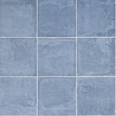 Alesso Indigo Blue 8x8 Matte Porcelain Tile