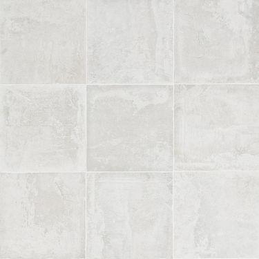 Alesso Perla Gray 8x8 Matte Porcelain Tile