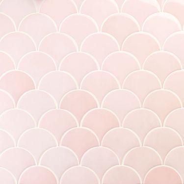 Highwater Rose Pink 2x5 Polished Ceramic