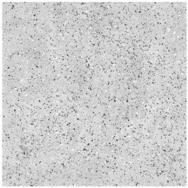 Art Geo Terrazzo Gris by Elizabeth Sutton 8x8 Matte Porcelain Tile