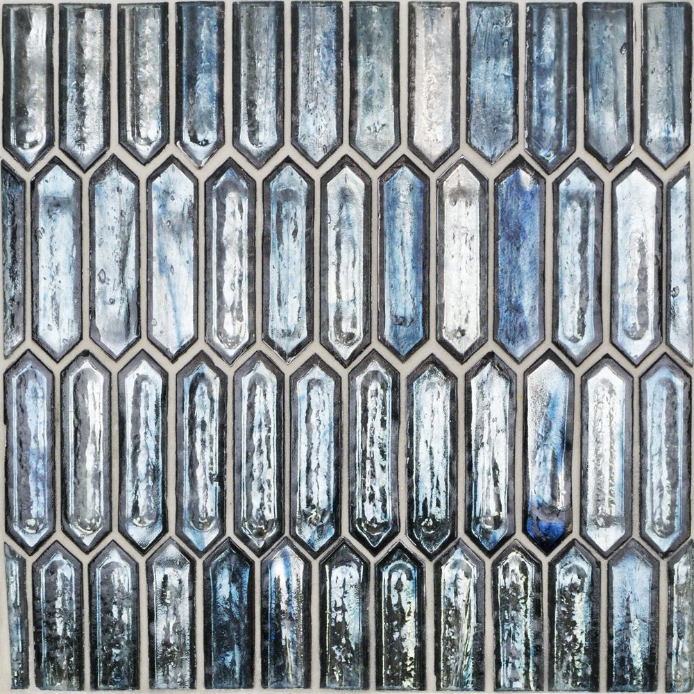 Komorebi Jet Stream Glass Tile