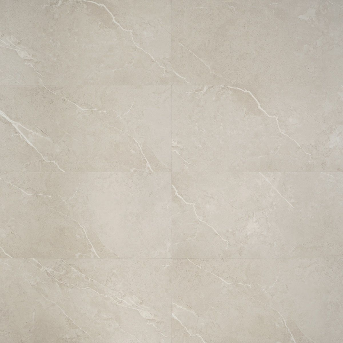 Optoro Chauny Marble Beige 28mil Wear Layer 12x24 Rigid Core Click Luxury Vinyl Tile