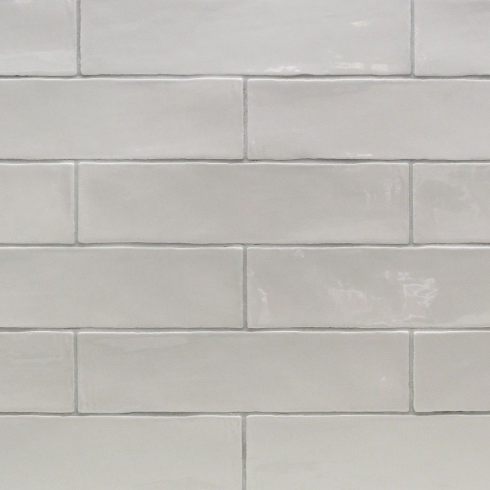 Lancaster Dove Gray 3x12 Polished Ceramic Tile