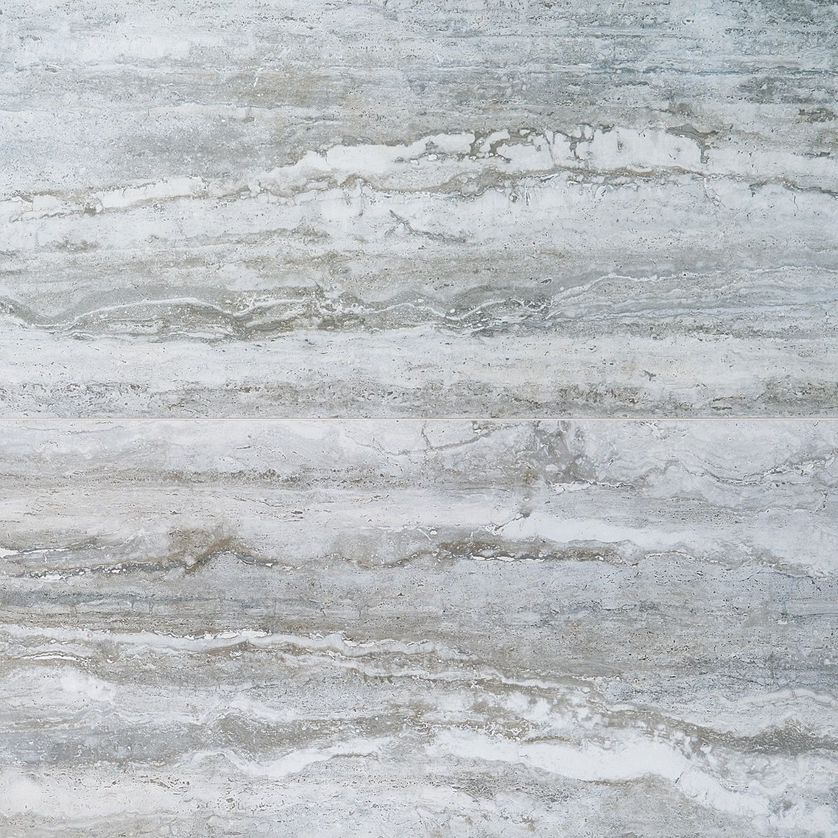Basic Travertine Sky 24x48 Matte Porcelain Tile
