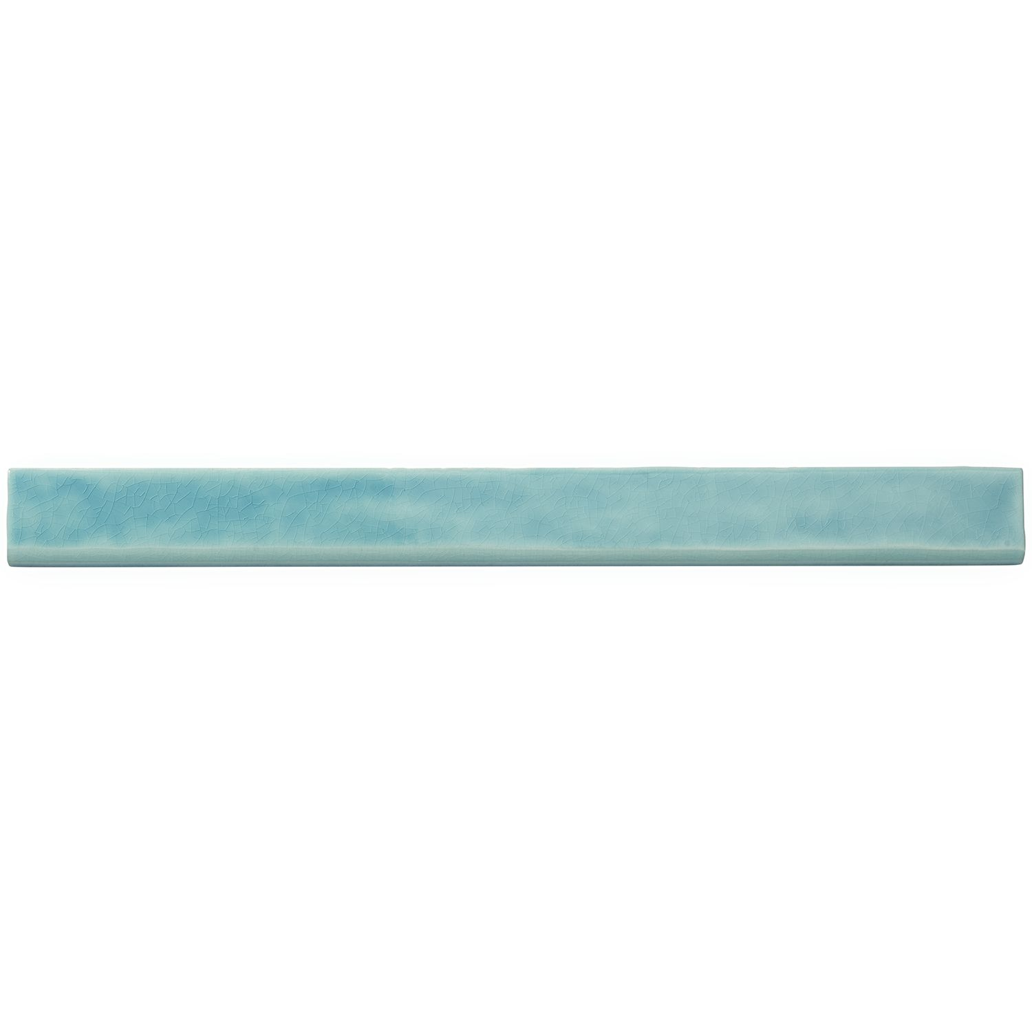 Carolina Bay 2x20 Polished Ceramic Bullnose