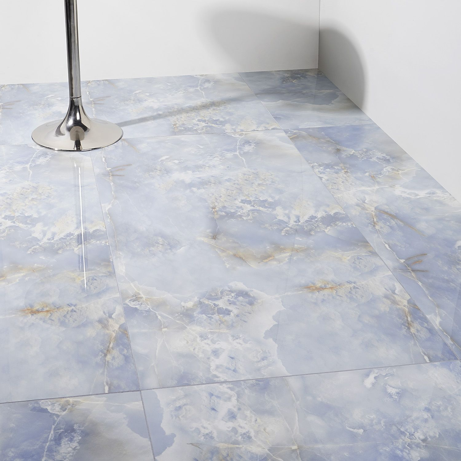 Lumina Caspian Onyx 24x48 Polished Porcelain Tile