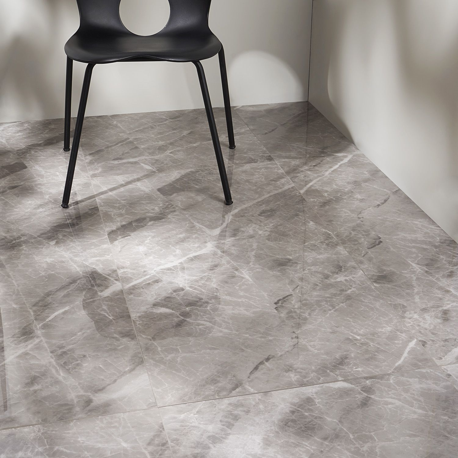 Lumina Nambia Gray 24x48 Polished Porcelain Tile