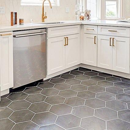Shop Hexagon Floor Tiles