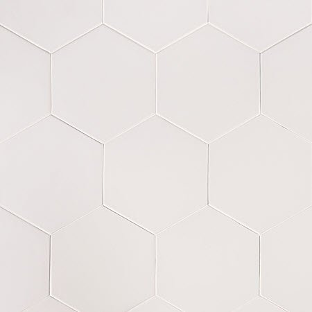 Shop White Porcelain Floor Tile