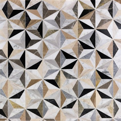 Geometric Tile & Mosaics