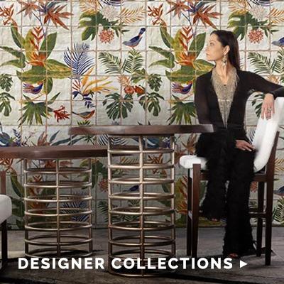 designer porcelain tile