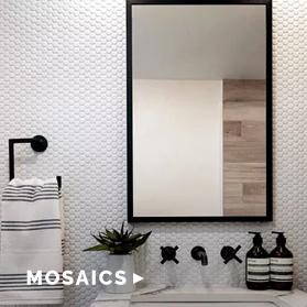 Porcelain Ceramic mosaics