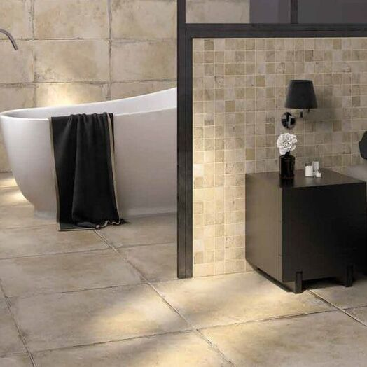 all porcelain Floor tile