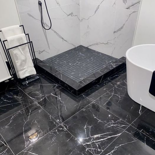 Shower porcelain Floor tile