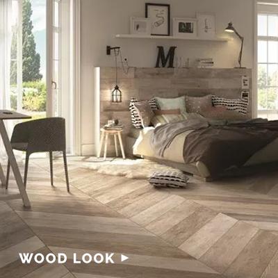 wood look porcelain tile