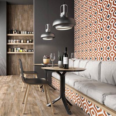 Decorative Commercial tiles